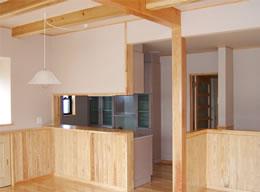 №10木の薫る家